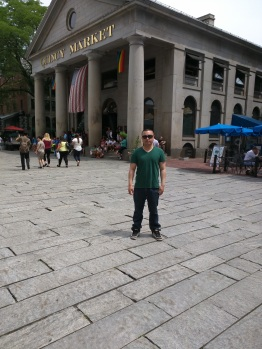 Faneuil Hall/Quincy Market